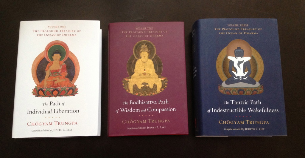 The third volume The Tantric Path
